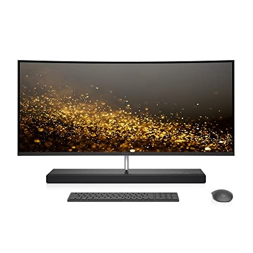 "HP Envy 34"" Curved QHDAll-in One Desktop PC"