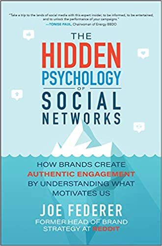 Book Title - The Hidden Psychology of Social Networks