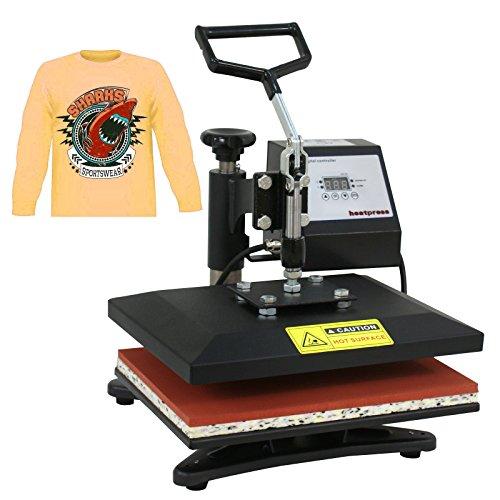 슈퍼 딜 프로 디지털 스윙 어웨이 열 프레스 기계/Super Deal Pr..
