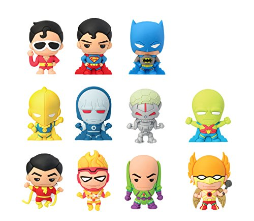 Price comparison product image DC Superpowers 3D Foam Blind Bags