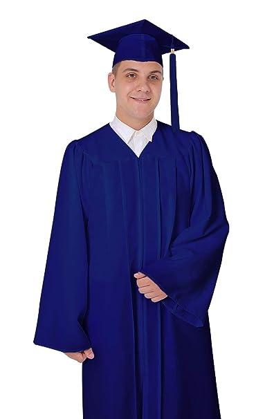 Graduationmall La Borla Mate del Casquillo del Vestido de la graduación fijó para la Escuela Secundaria y el Soltero: Amazon.es: Ropa y accesorios