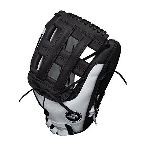 (Worth Legit Slowpitch Softball Glove, 14 inch, Pro H Web, Right Hand Throw)