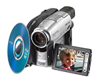 Sony DCR-DVD201 DVD Handycam Camcorder w/10x Optical Zoom (Discontinued by Manufacturer)