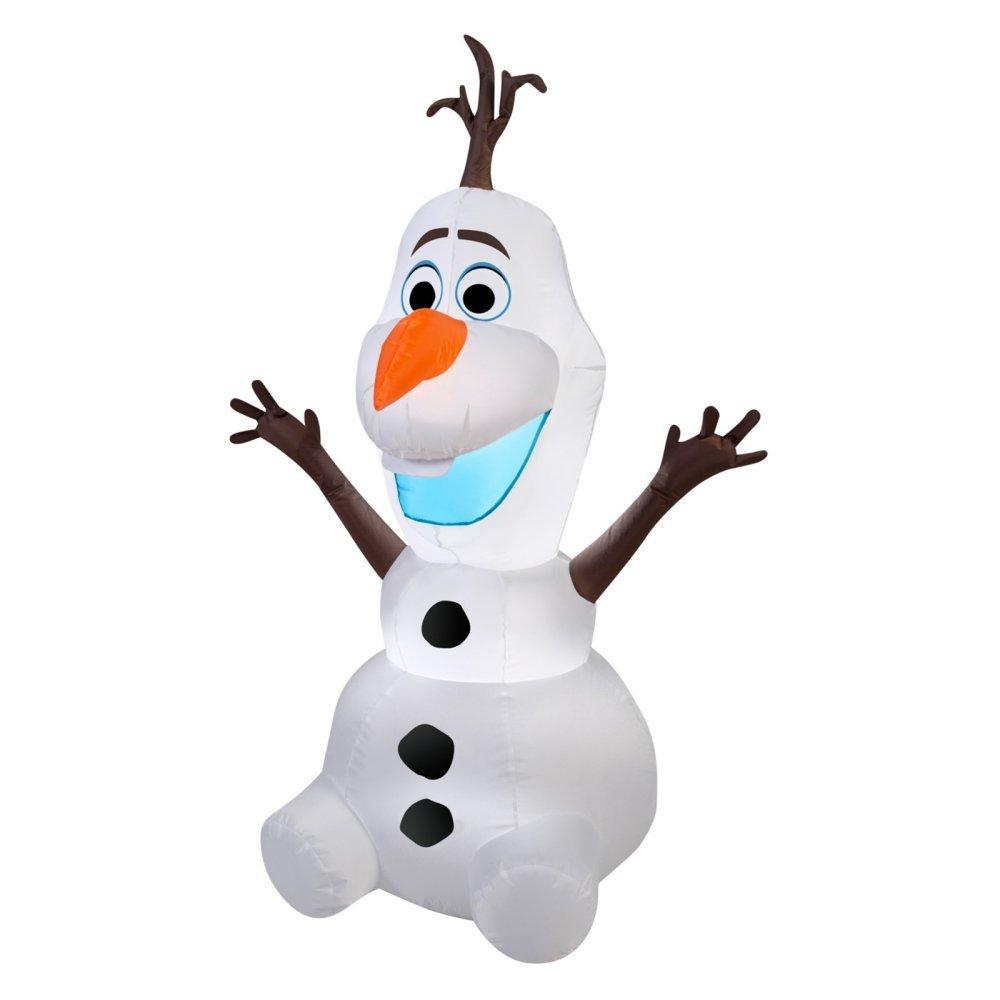Gemmy Industries TV208786 Air Blown Olaf, 48''