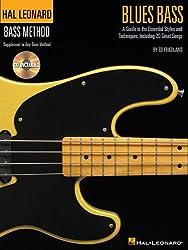 Hal Leonard Blues Bass Method Tab + Cd