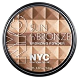 (3 Pack) NYC Sun N Bronze Bronzing Powder - Coney Island Glow