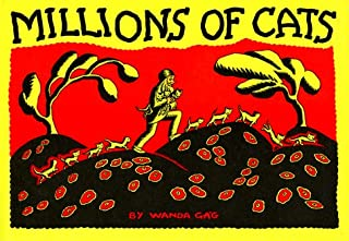 Book Cover: Millions of Cats