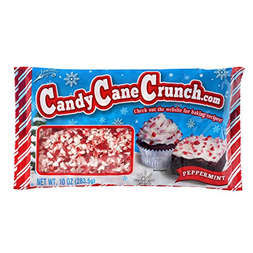 (Festival Candy Cane Crunch - Peppermint Great for Baking and Snacking! 1 bag)