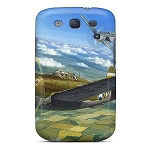 High Grade Juncy Flexible Tpu Case For Galaxy S3 - Deadly Escort