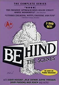 Behind The Scenes - The Complete Series [Import]