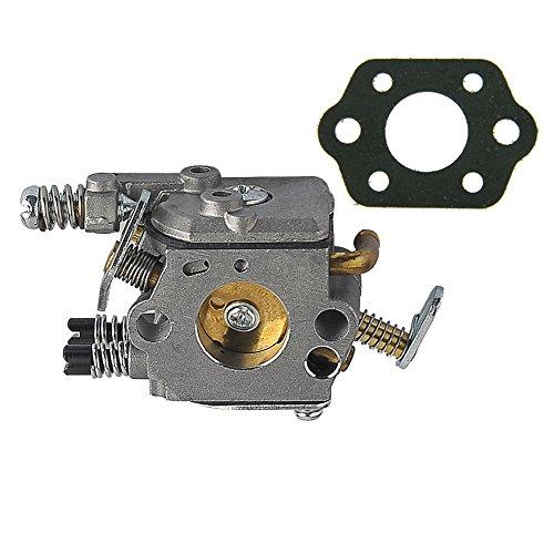 HIPA Carb Carburetor + Mounting Gasket for STIHL 021 MS210 023 MS230 025 MS250 Chainsaw 1123-120-0603 ZAMA ()
