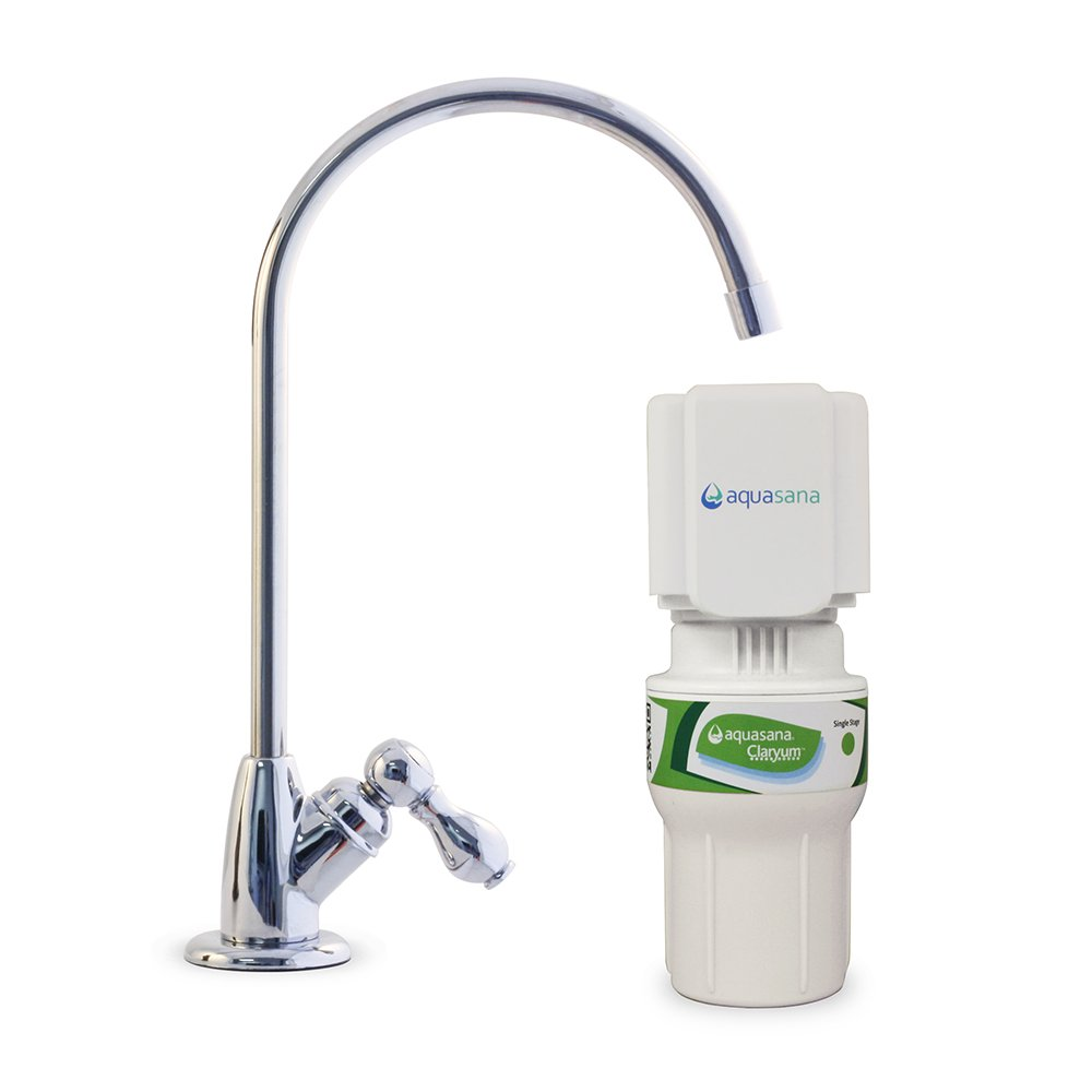 Aquasana 1-Stage Under Counter Water Filter System