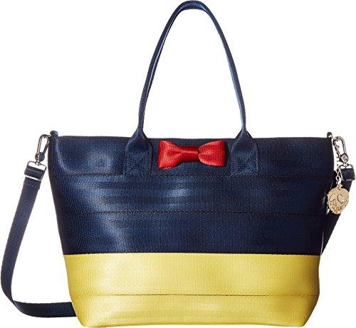 Harveys Seatbelt Bag Women's Mini Streamline Tote Snow White One Size (Seat Belt Bag Mini)
