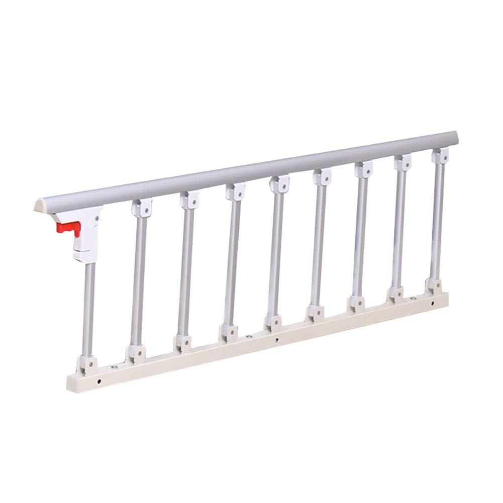 2019春大特価セール! ベビーサークル アルミ合金の安全ベッドの柵は年配者のためのグリップの豊富な棒 :、幼児の子供のための折る安全ベッドの監視をガードします (色 #3, : (色 #3, サイズ さいず : Length 123cm) Length 123cm #3 B07MXZR1N2, ヤトゴルフ:9c81bdaa --- a0267596.xsph.ru