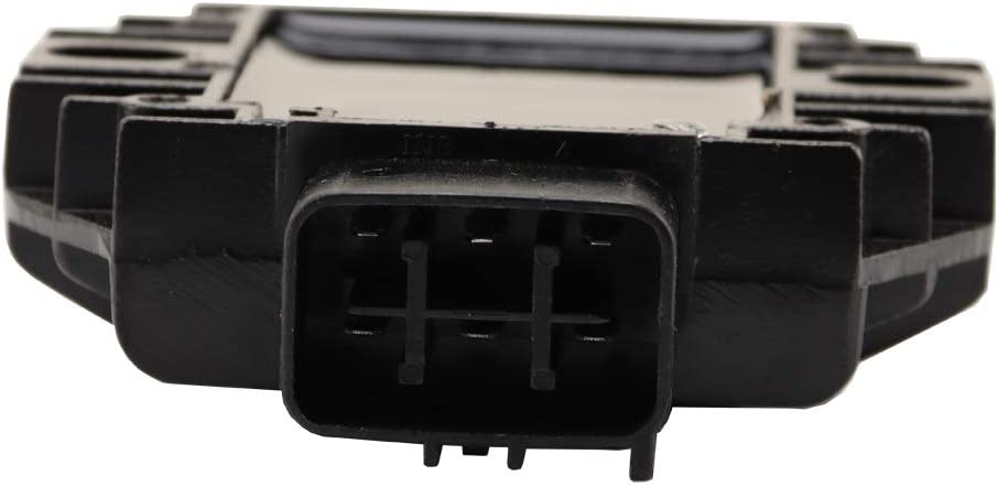 Voltage Regulator Rectifier For Yamaha Grizzly Bear Tracker Big Bear Bruin Raptor Warrior Wolverine Kodiak 125 250 300 350 400 450 600 660// Honda TRX250 TRX400// Suzuki LT-R450 RMX450