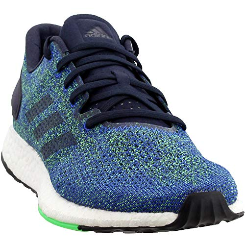 adidas Men's Pureboost DPR Running Shoe (Blue Legion, 9.5 D (M) US)