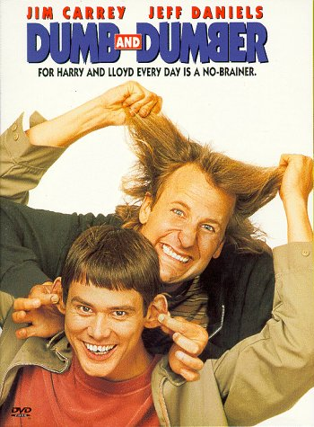Image result for dumb and dumber dvd