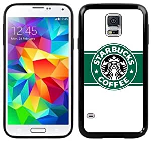 Starbucks Coffee Cup Handmade Samsung Galaxy S5 Black Case