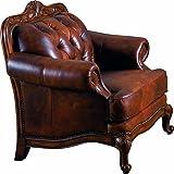 Coaster Victoria Traditional Tri-Tone Chair