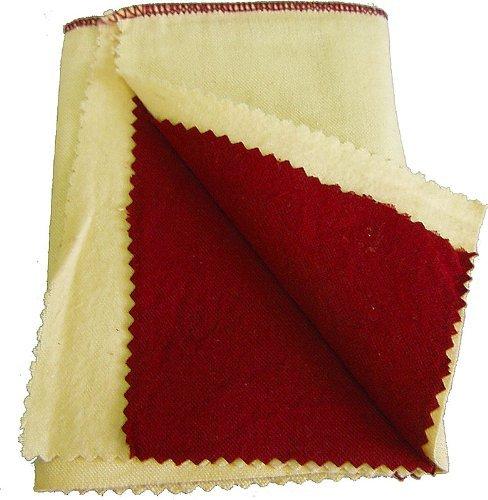 Cloth Polishing Rouge (SE JT-PC66YR Double Layered Polishing Cloth)