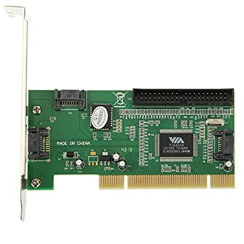 Amazon.com: DONG PCI SATA to IDE Serial ATA Card/Controller ...