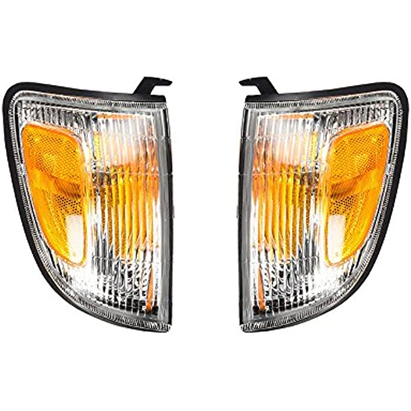 OE Replacement Toyota Tacoma Passenger Side Parklight Assembly Partslink Number TO2521155