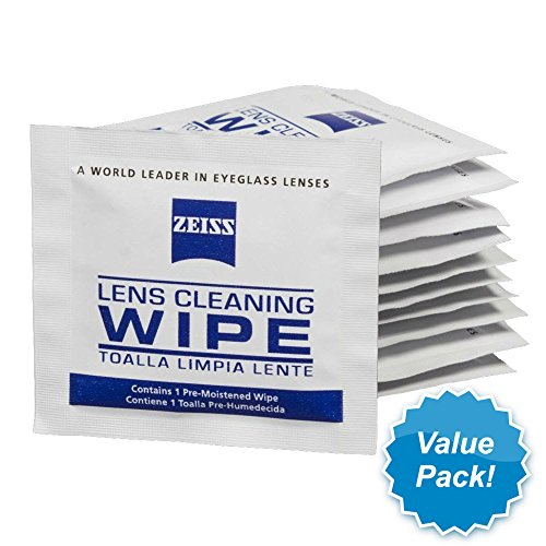 Zeiss Lens Wipes Value Pack - 550 - Glasses Lens Zeiss