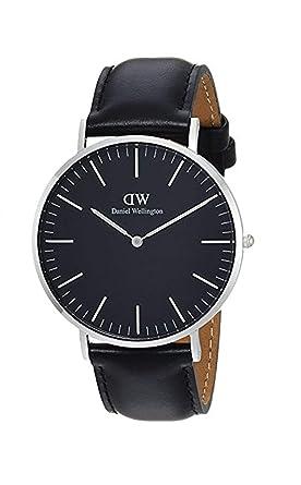 3fa03870e4 [ダニエルウェリントン] 腕時計 Daniel Wellington DW00100133 40mm SHEFFIELD シルバー [並行輸入品]