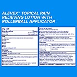 Aleve X Pain Relieving Lotion with Rollerball