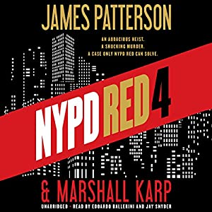 NYPD Red 4 Audiobook
