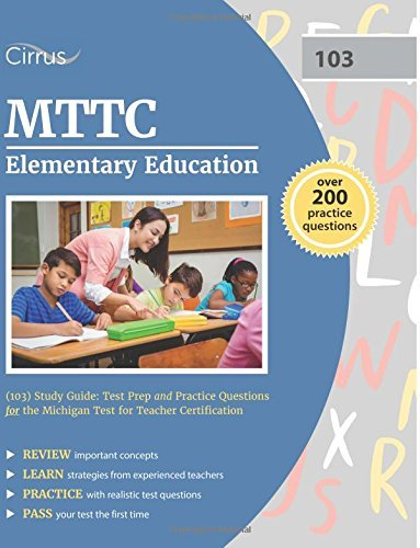 MTTC Elementary Education Study Guide