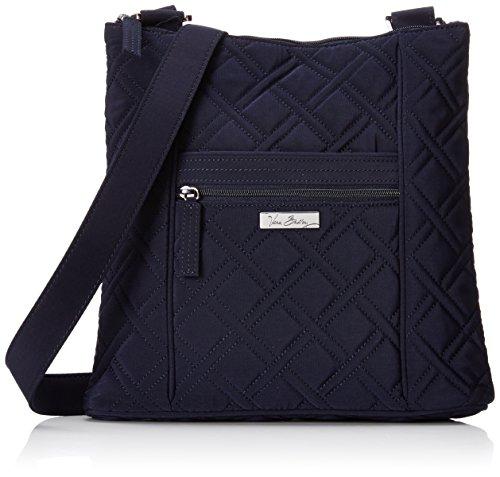 Vera Bradley Hipster Cross Body Bag, Classic Navy, One Size