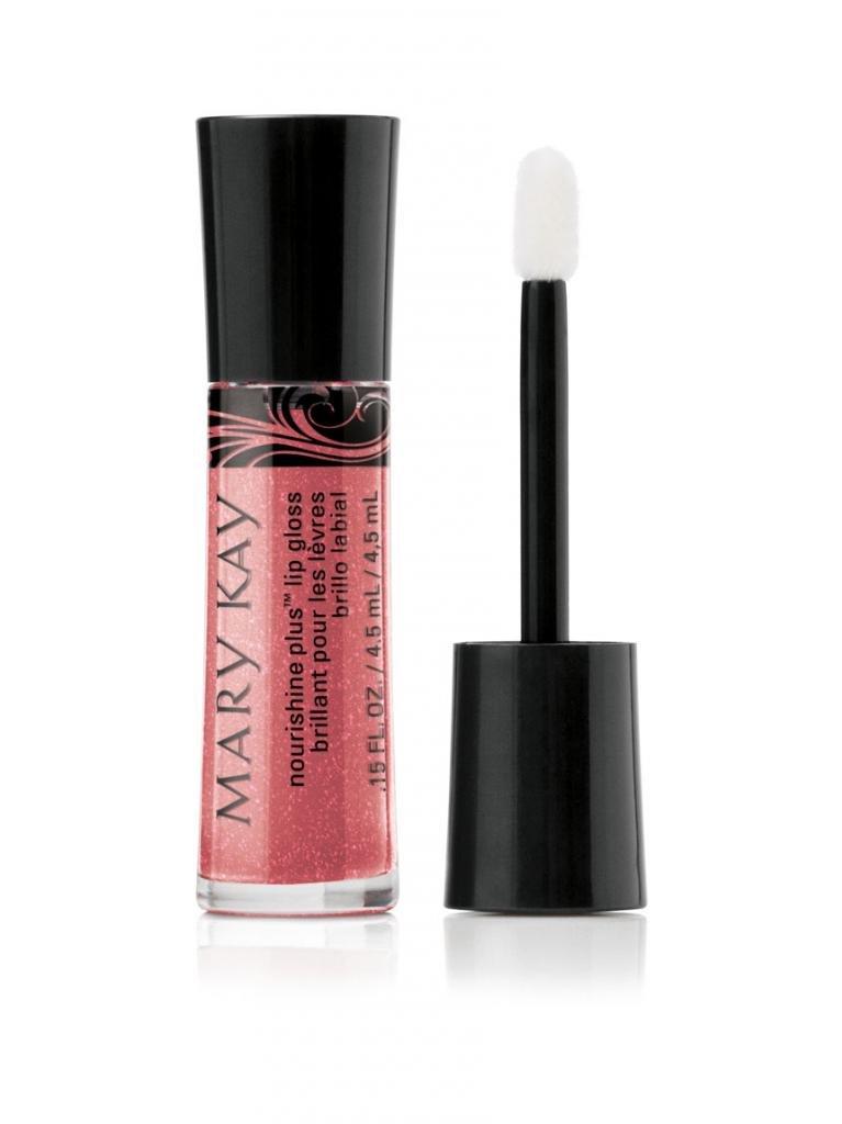 Mary Kay NouriShine Plus Lip Gloss Pink Luster