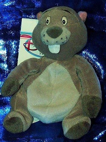 Disneys Winnie the Pooh Gopher 5 Plush Beanie by Disney
