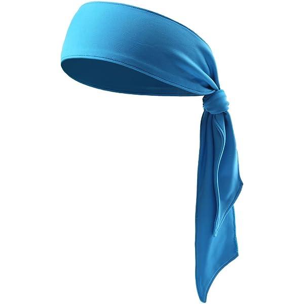 Frcolor Head Tie Sports Headband Tie Headband para las mujeres y ...