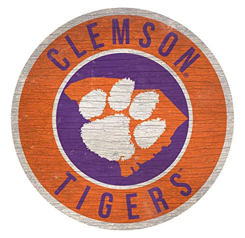 Fan Creations NCAA Clemson Tigers 12