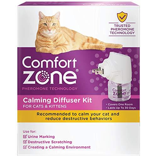 Comfort Zone Cat Calming