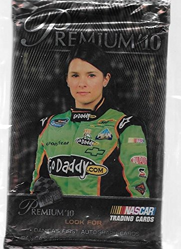 NASCAR 2010 Press Pass Premium Trading Card Pack (CT-05) ()