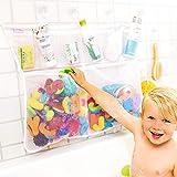 """Tub Cubby Bath Toy Organizer - Large 23x30"""" Mold"""