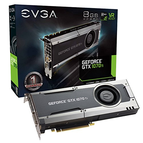 EVGA GTX 1070 TI Blower Single Fan