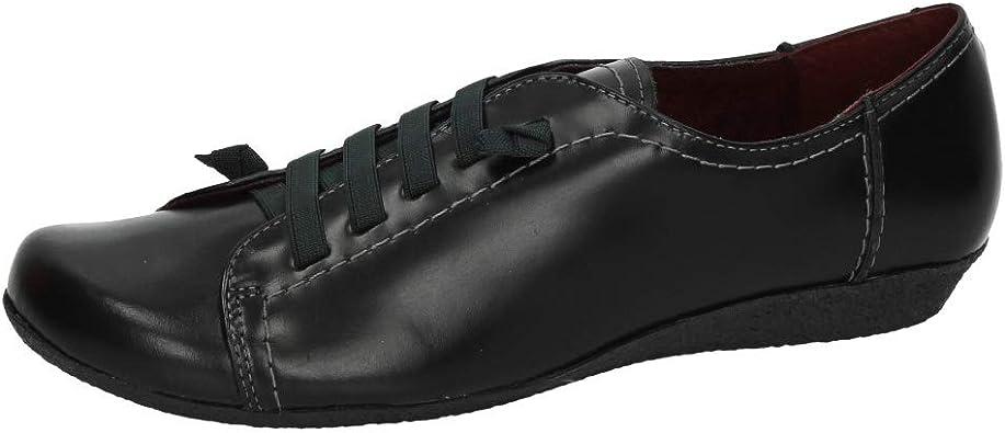 MADE IN SPAIN 454 Zapatos DE Piel Mujer Zapatos CORDÓN: Amazon.es ...