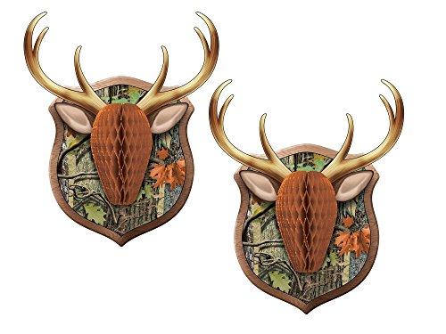 Camoflauge Party Decoration Camo Wedding Favors Hang Deer Hunting