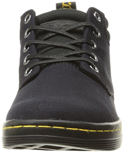 Pictures of Dr. Martens Women's Belmont Chukka Boot Black Lux/Dapk/Game on 6