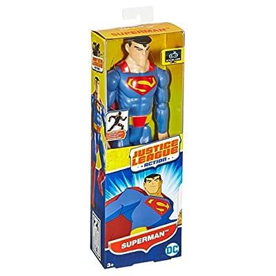 Mattel DC Justice League Action Superman Figure, 12