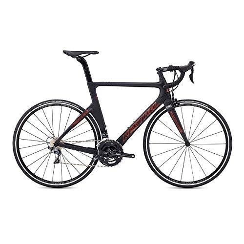 Kestrel Ems Pro - Kestrel Talon x ULTEGRA Road Bike, Satin Black, 55cm/Medium