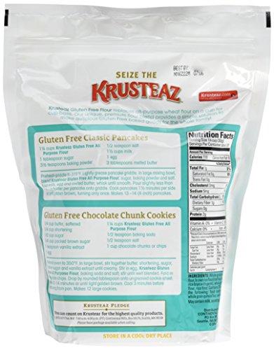 Krusteaz Gluten Free All Purpose Flour Mix - MenuCulture