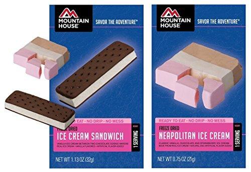 freeze dried ice cream mint - 9