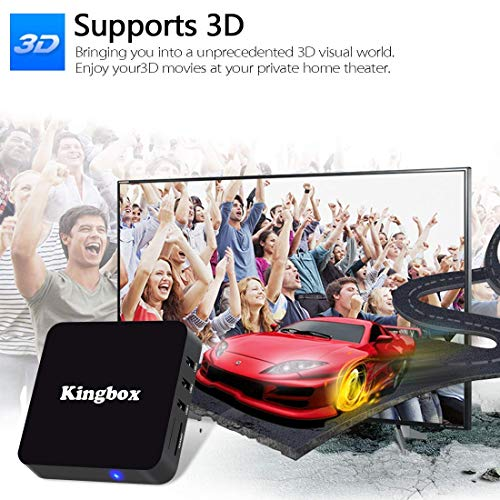 Kingbox Android TV Box 8 1, 2018 Newest K2 Android Box with