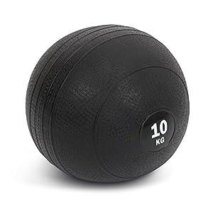 Powerfly Pro Medizinball Gummimedizinball Gummi Slam Ball - 10 KG