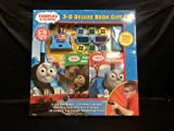 img - for Thomas & Friends 3D Deluxe Book & Projector Gift Set book / textbook / text book